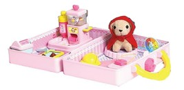 Sarah's Cute Puppy Pet Dog Cookie Caring Roleplay Bag Dollhouse Toy Playset