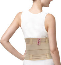 Women's Waist Belt for Lumbar Support Heavy Work Lift Exercise Relief Back Brace image 3