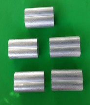 Winzer 1/4 Inch Aluminium Swage Fitting Sleeve 5 Count 669.24.14 - $5.99