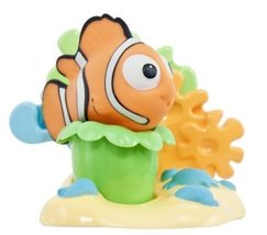 Sassy Disney Scoop, Squirt and Store Bath Tub Toy, Finding Nemo - $14.19 CAD