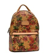 Adrienne Vittadini Womens The Saffiano Floral Collection Backpack - $89.99
