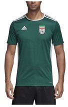 2018/2019 Iran-Team Melli Original Top Training Jersey - Green/White - $63.00