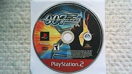 James Bond 007 in Agent Under Fire -- Greatest Hits (Sony PlayStation 2, 2002) - $4.95