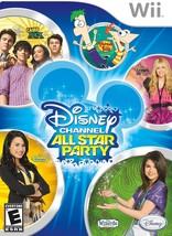 Disney Channel All Star Party (Nintendo Wii, 2010) NEW Sealed Video Game - €8,58 EUR