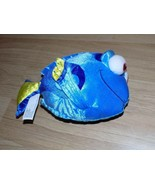 "Walt Disney World Parks Finding Nemo Dory Blue Fish Plush Animal 11"" EUC - $18.00"