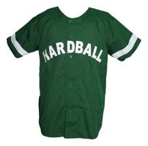 Lil wayne hardball movie baseball jersey button down green   1 thumb200
