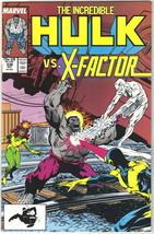 The Incredible Hulk Comic Book #336 Marvel Comics 1987 VERY FINE+ - $11.64