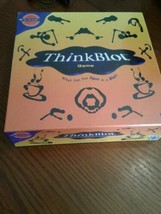 Pictionary ThinkBlot game What Can You Spot in Blot Thinkblot NEW SEALED... - $18.69