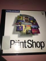 The Print Shop Art Cd 1-5 Brøderbund - $26.27