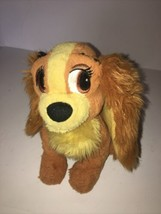 Disneyland Authentic Lady Plush Stuffed Animal from Lady and the Tramp - $14.99