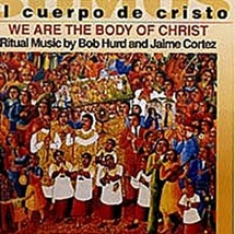 Somos el Cuerpo de Cristo/We Are the Body of Christ [Keyboard Accompaniment]