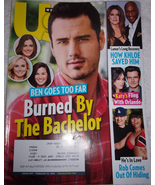 Us Weekly Ben Goes Too Far Burned By The Bachelor Feb 22, 2016 - $3.99