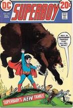 Superboy Comic Book #192 DC Comics 1972 FINE+ - $11.64