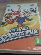 Nintendo Wii~PAL REGION Mario Sports Mix image 1