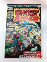 MARVEL COMICS - GHOST RIDER #15 (DEC 1975) VFN  - $6.42