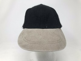 Vintage Black Stetson Wool Baseball Cap Style Hat - Made in USA - $28.04