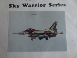 """Sky Warrior Series FIGHTING FALCON Counted CROSS STITCH Sealed KIT-5.25""""... - $7.92"""