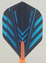 Winmau Prism Blue Standard Dart Flights - $1.36
