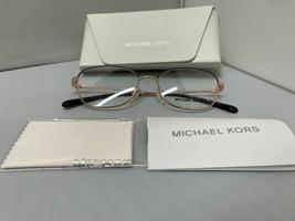 Michael Kors Key Largo MK3027 1108 Rx Eyeglass Frames 52-16-140 Brand New - $67.72