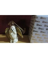 POODLE ANGEL - Tiny One Ornament  - new in box - $12.82