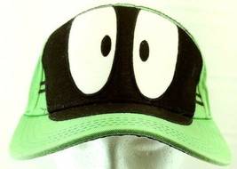 Looney Tunes Hat Cap Marvin the Martian Hat adult Lime Green - $14.30