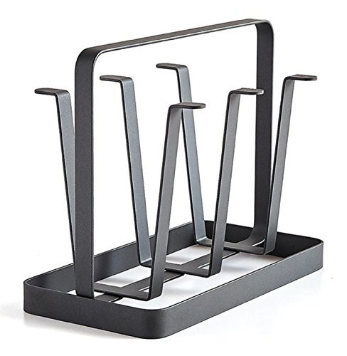 OSLO Cup Stand Holder, Powder Coating, Black