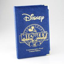 """1987 Mickey Maus """" Leader Of The Band """" .999 Feinsilber 1 Oz. Rund mit /... - $49.45"""