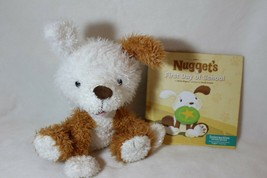 Nugget Puppy Dog Hallmark Interactive Buddy & Nugget's First Day of School  - $29.69