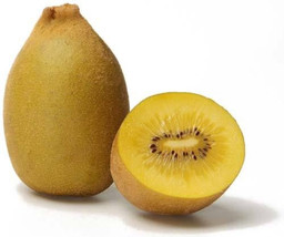 5 Golden Kiwi Seeds-1044 - $2.98