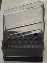 Black & Decker AP5316300 20 Piece Plastic Index Drill Bit Set CASE ONLY - $3.22