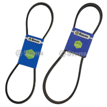 Drive Belt Combo for Toro Commercial Walk Behinds 30031 30074 30094 30096 39074 - $59.96