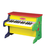 Melissa & Doug Learn To Play Piano Child Kid Educational Music Toy Instr... - $76.20