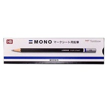 LM-KNHB Tombow Pencil mark sheet for pencil MONO HB LM-KNHB 1 dozen - $11.96