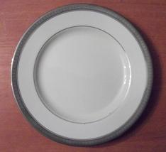 Mikasa Palatial Platinum Salad Plate - $10.00