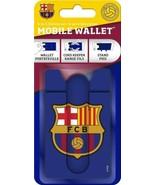 FC Barcelona Mobile Wallet 3'' x 6.5'' w - $7.99
