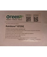 Rainbow R7292 Vacuum Cleaner Replacement Filter by GreenR3 -- New in Ope... - $15.95