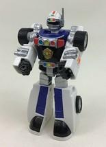 Robo Racer Power Rangers Turbo Robot Action Figure Bandai Vintage 1997 - $13.32