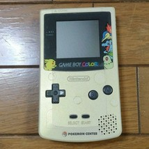 Nintendo Game Boy Color Pokemon Center Limited From Japan Official Import - $98.99