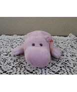 Ty Beanie Baby Happy The Hippo 4th Generation Hang Tag 3rd Generation Tu... - $9.89