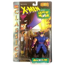 X-Men Classics Wolverine Action Figure 1996 Marvel ToyBiz Sealed VTG  - $22.72