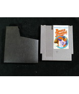 Vintage Nintendo Base Loaded Video Game by JALECO NES with sleeve 1985 - $11.83
