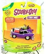 CREEPER MONSTER TOY CAR VEHICLE - SCOOBY DOO FROM HANNA BARBERA NEW 2012 - $24.88