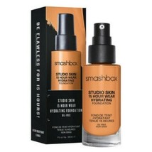 Smashbox Studio Skin 15 Hour Wear Hydrating Foundation Full Size You Cho... - $28.49