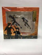 2pcs/set Naruto Shippuden Uchiha Itachi Uchiha Sasuke Action Figure With... - $35.28