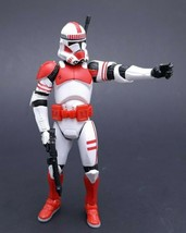 Star Wars ™ - Shock Trooper Super Articulated - 2005 Hasbro - $16.77