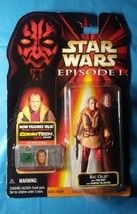 STAR WARS ACTION FIGURE 1998 EPISODE 1  RIC OLIE  WITH (COMM TECH CHIP) NEW - $1.97