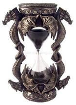 "Dragon Sandtimer ""5 Minutes"" (bronze) 6"" Statue - $55.86"