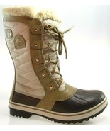 SOREL TOFINO II HOLIDAY WOMEN'S WATERPROOF WINTER BOOTS #NL2592-214 - $95.69