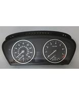 07 08 09 10 11 12 13 BMW X5 3.0L 80K INSTRUMENT CLUSTER GAUGE SPEEDOMETE... - $108.89