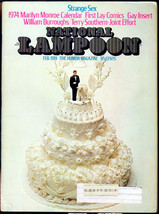 National Lampoon #47, Feb 1974 - Strange Sex Issue, - $11.00